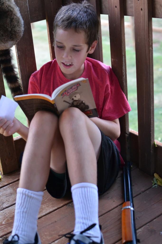 Reading Wilder